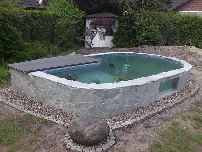 Pool- & Teichbau Pinneberg